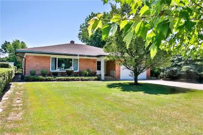 Buffalo Single Family Home A-Active: 96 Middlesex Road Road