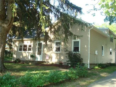 Orchard Park Single Family Home A-Active: 5749 Scherff Road