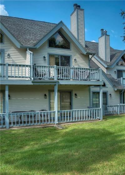 Ellicottville Condo/Townhouse A-Active: 93 Wildflower