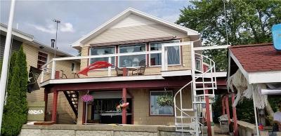 Single Family Home A-Active: 161 Midshore Drive