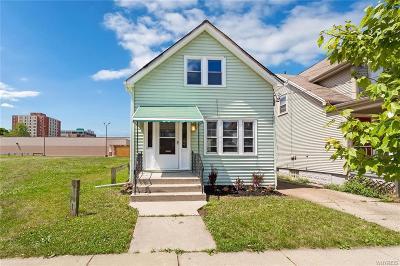 Buffalo Single Family Home A-Active: 300 Plymouth Avenue
