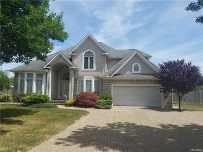 Orleans County, Monroe County, Niagara County, Erie County Single Family Home A-Active: 35 Button Bush Court