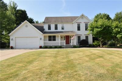 Orchard Park Single Family Home A-Active: 19 Brentwood