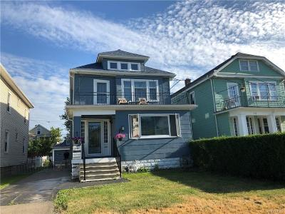 Multi Family 2-4 A-Active: 118 Lincoln Boulevard