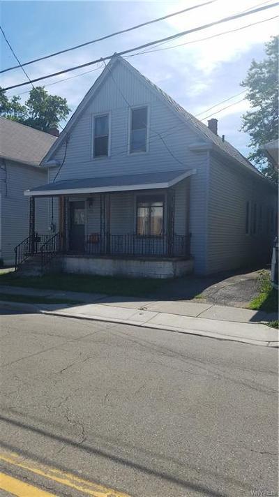 West Seneca Single Family Home A-Active: 59 South Harlem Road South
