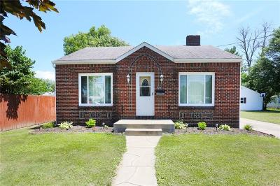 Single Family Home U-Under Contract: 277 Bryant Street