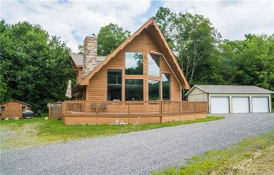 Mansfield Single Family Home A-Active: 7180 Toad Hollow Road