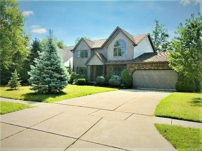 Lancaster Single Family Home A-Active: 55 Running Brook Drive