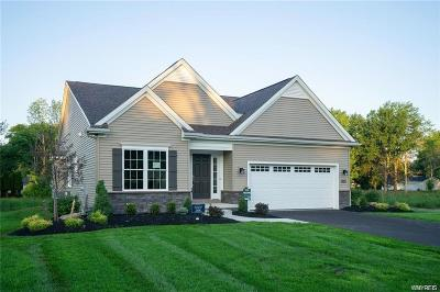 Lewiston Single Family Home A-Active: 4260 Wolf Run