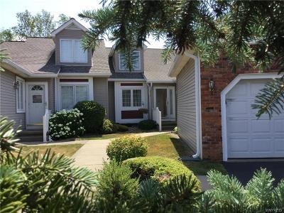 Niagara County Condo/Townhouse P-Pending Sale: 6889 Nickis Lane #28D