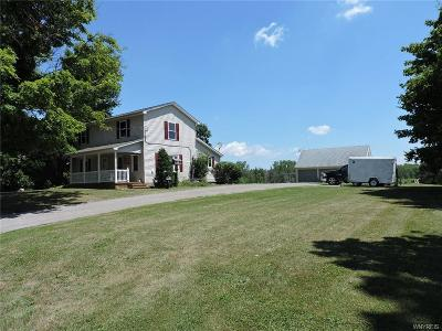 Bennington Single Family Home A-Active: 282 Lapp Road