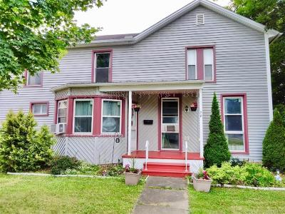 Allegany Single Family Home A-Active: 78 East Main Street