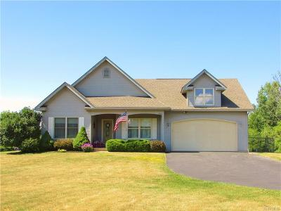 Niagara County Single Family Home A-Active: 6689 North Canal Road