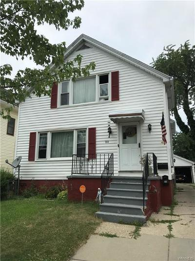 Multi Family 2-4 A-Active: 180 Euclid Avenue
