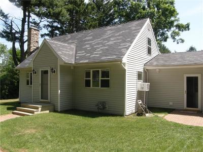 Orchard Park Single Family Home A-Active: 5765 Cole Road