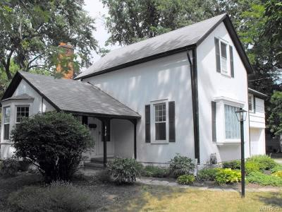 Lewiston NY Single Family Home U-Under Contract: $129,900