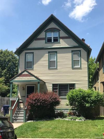 Erie County Single Family Home A-Active: 42 Days Park