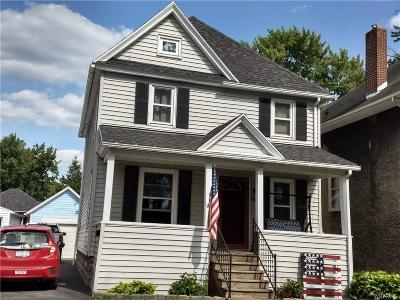 Batavia-City NY Single Family Home A-Active: $110,000