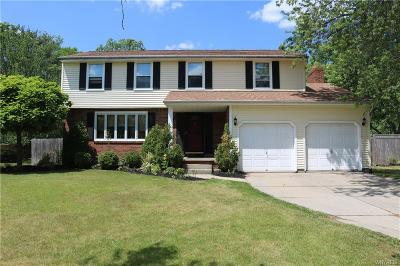 Grand Island Single Family Home A-Active: 164 Colonial Drive