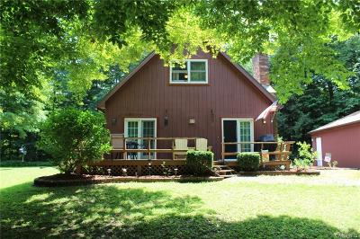 Erie County Single Family Home A-Active: 8613 Rockwood Road