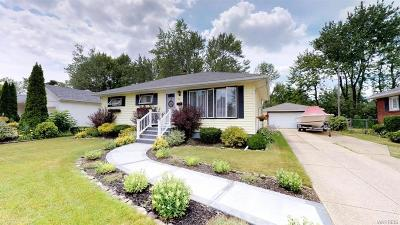 Erie County Single Family Home A-Active: 504 Fries Road