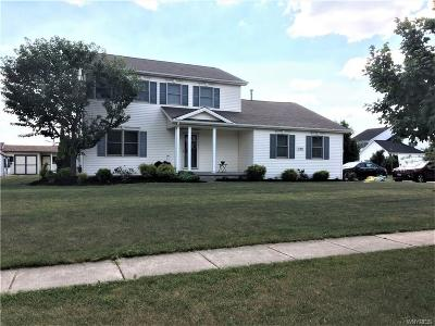 Lancaster Single Family Home A-Active: 168 Nathans Trail