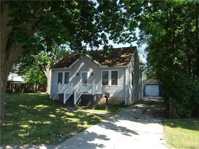 Cheektowaga Single Family Home A-Active: 46 Beryl Drive