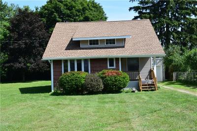 Erie County Single Family Home A-Active: 3460 Route 39