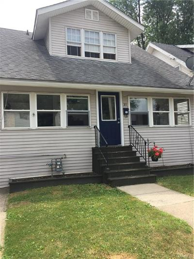 Erie County Single Family Home A-Active: 39 South Ryan Street