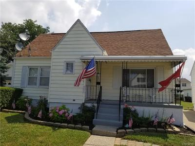Erie County Single Family Home A-Active: 243 Halstead Avenue