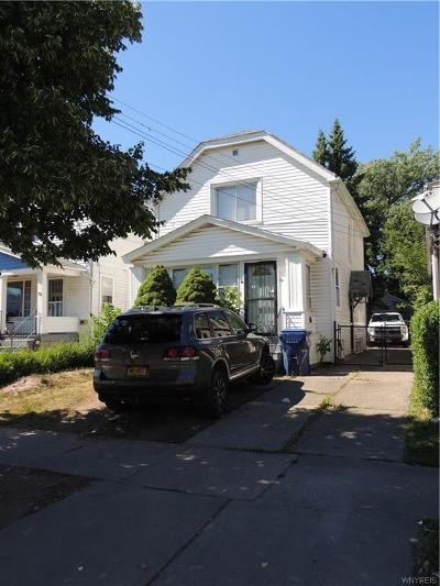 Buffalo NY Single Family Home A-Active: $54,900