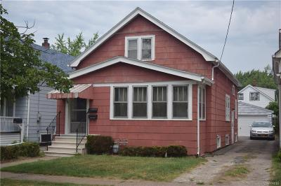 Erie County Multi Family 2-4 A-Active: 162 Hastings Avenue