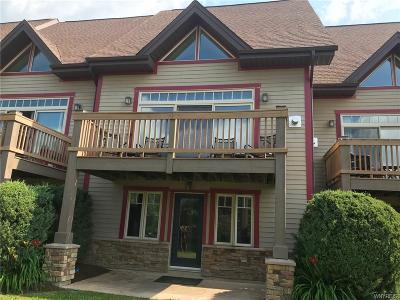 Ellicottville Condo/Townhouse A-Active: 2 Mountainview Lower