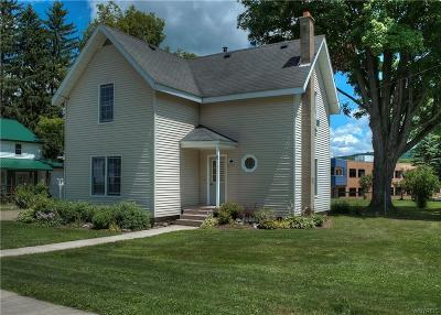Cattaraugus Single Family Home A-Active: 11 North Franklin Street