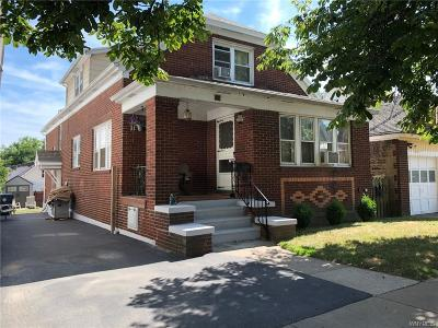 Lackawanna Single Family Home A-Active: 13 Berry Avenue