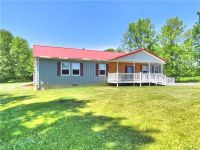 Carlton Single Family Home A-Active: 15011 Marsh Creek Road