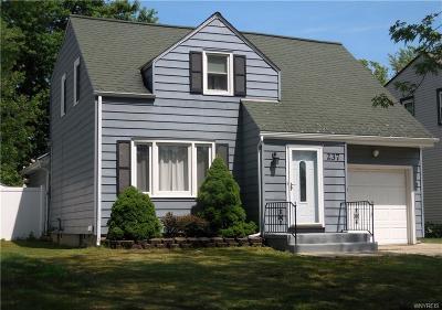 Amherst NY Single Family Home A-Active: $164,900