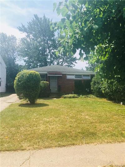 Amherst NY Single Family Home A-Active: $154,900