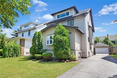 Buffalo NY Single Family Home A-Active: $270,000
