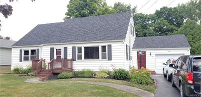 Single Family Home U-Under Contract: 5169 Clinton Street Road