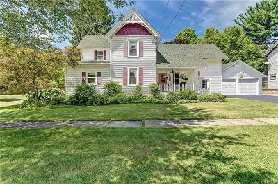 Cattaraugus Single Family Home A-Active: 17 Ellicott Street