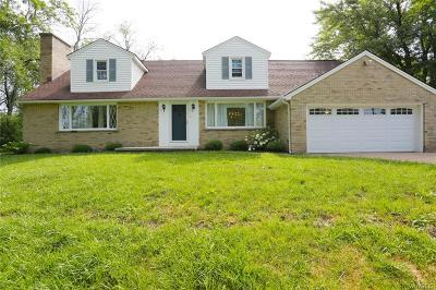 Wheatfield Single Family Home A-Active: 6275 Hoover Road