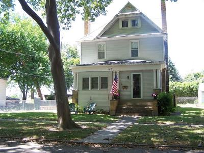 Niagara Falls Single Family Home A-Active: 120 57th Street
