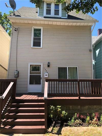 Buffalo NY Single Family Home A-Active: $104,900