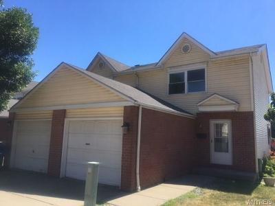 Buffalo NY Condo/Townhouse A-Active: $139,900