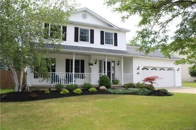 Orchard Park Single Family Home A-Active: 45 East Royal Hill Drive