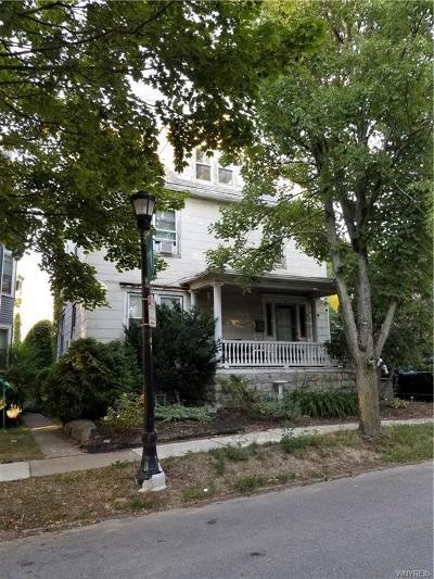 Buffalo NY Single Family Home A-Active: $175,000
