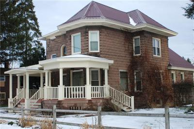 Little Valley Single Family Home A-Active: 205 Main Street