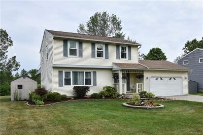 Grand Island Single Family Home A-Active: 203 Colonial Drive
