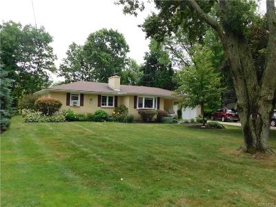 Orchard Park Single Family Home U-Under Contract: 170 Lawrence Place